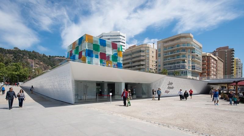 Málaga Museo Centre Pompidou Málaga