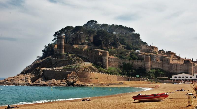 8 playas mundo Tossa de Mar Girona