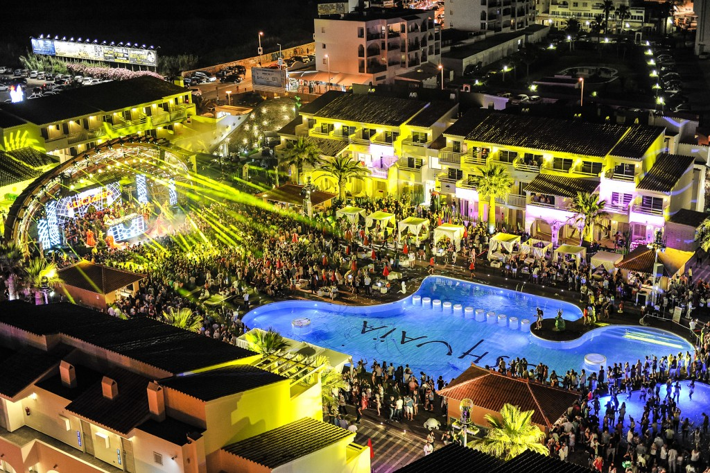 Ibiza Discotecas Ushuaia Beach Hotel