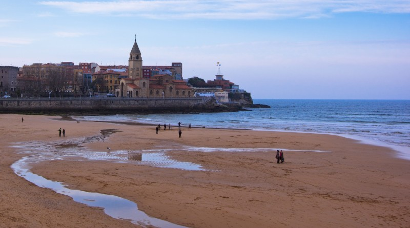 Gijón San Lorenzo
