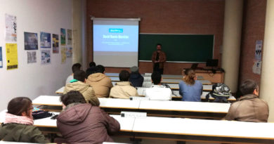 Participación Clickferry – Universidad de Málaga