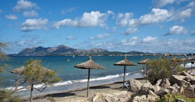 Viajar de Denia a Mallorca para conocer la comarca del Raiguer