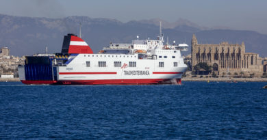 Doble ferry Barcelona Palma, acercándote más a Baleares