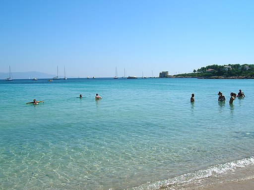 Foto de la playa de Lazzaretto