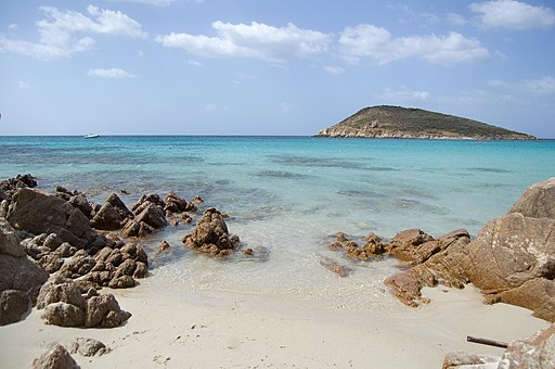 Foto de la playa de Tuerredda