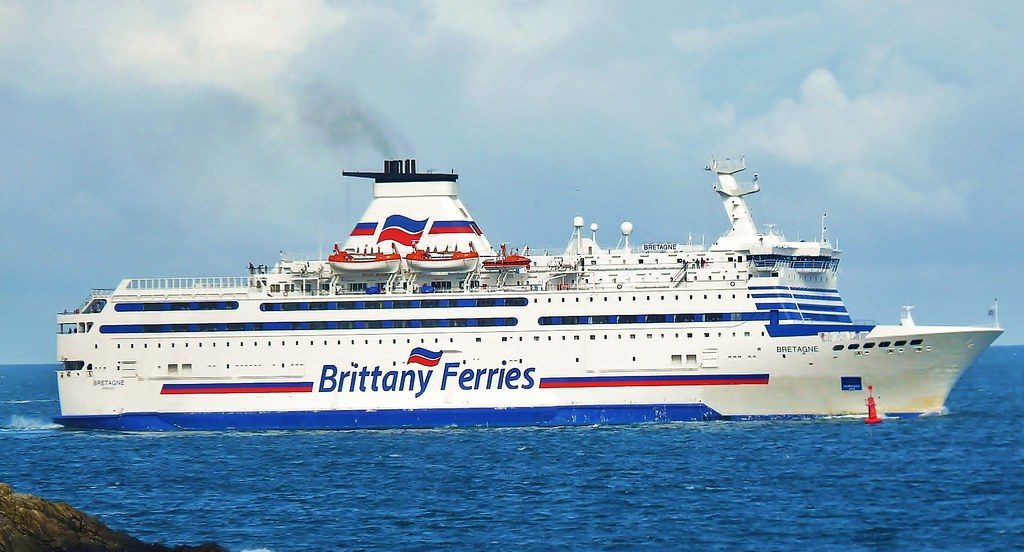 Ferry Brittany Ferries