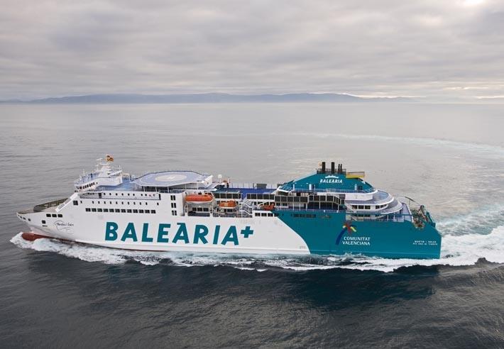 bateau barcelone palma
