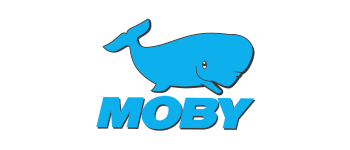 Logo's image of the shipping company Moby