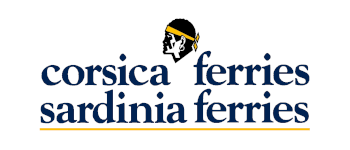 Logo's image of the shipping company Corsica Ferries