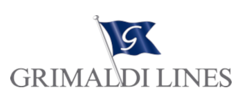 Logo's image of the shipping company Grimaldi Lines