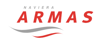 Logo's image of the shipping company Naviera Armas