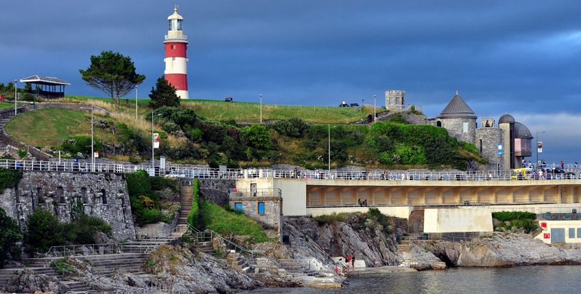 Resource image of the destination port Plymouth for the ferry route Bilbao - Plymouth