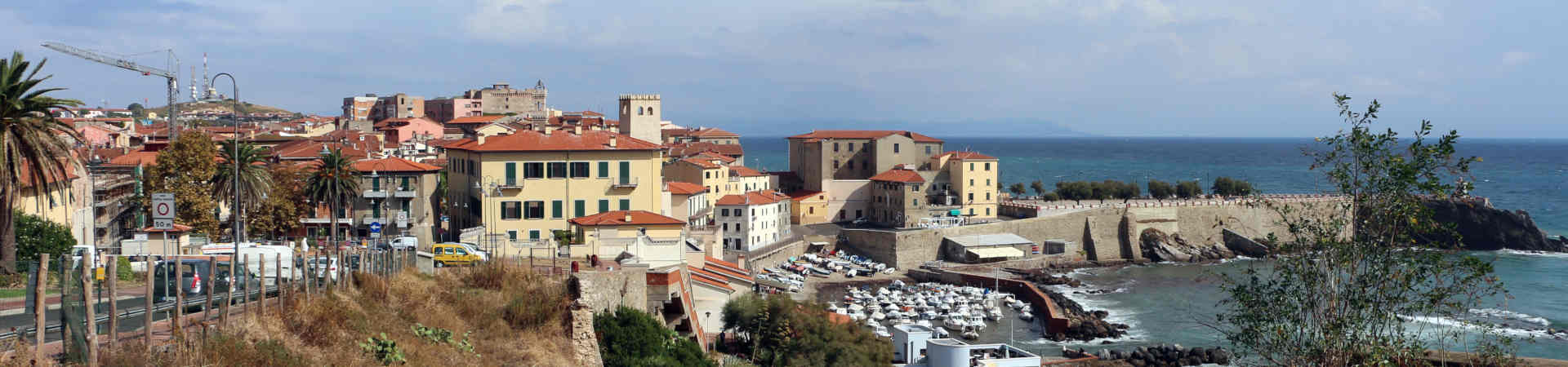 Resource image of the destination port Piombino for the ferry route Olbia - Piombino