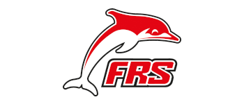 Logo's image of the shipping company FRS