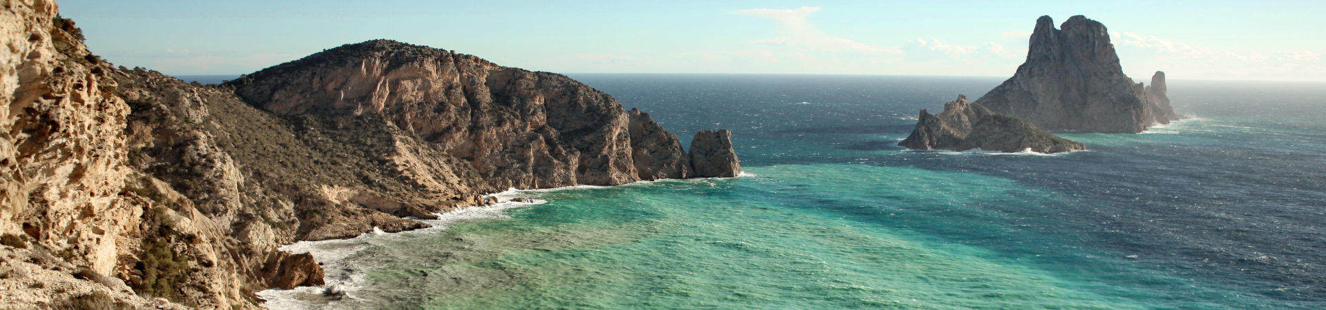 Resource image of the destination port Ibiza for the ferry route Denia - Ibiza