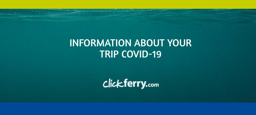 Image of Information about your trip COVID-19